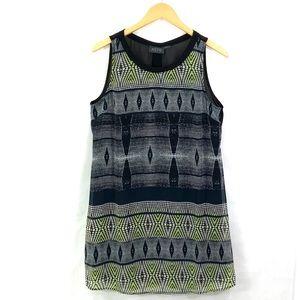 ASTR Sleeveless Dress Sundress Medium F36